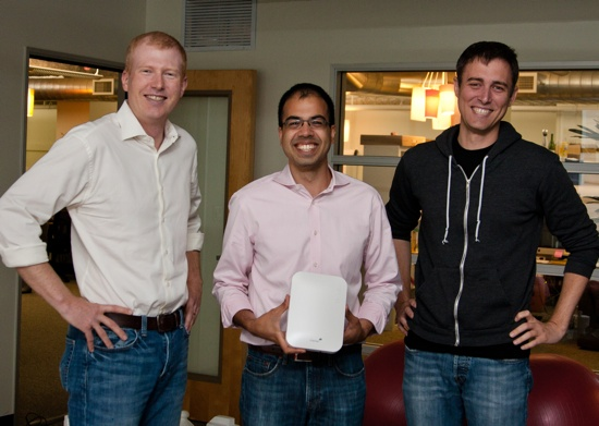 Meraki founders
